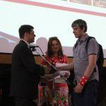 Награждение лауреатов Областного молодежного медиа - конкурса «Открой книгу!»